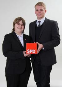 Anja Hagge + Tim Klüssendorf